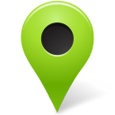 Map-Marker-Marker-Outside-Chartreuse-icon