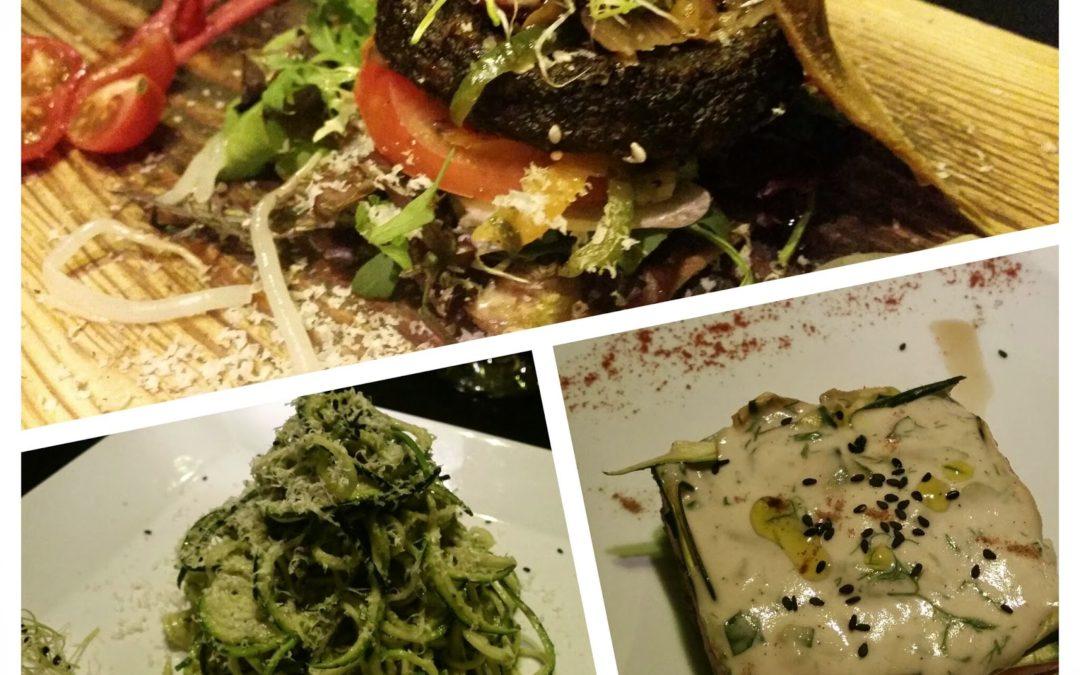 Crucina: Cocina inspirada en la alimentación viva