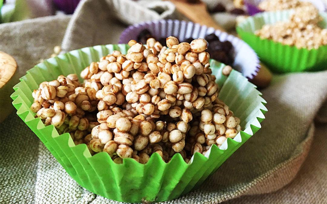 Caprichos de choco-quinoa