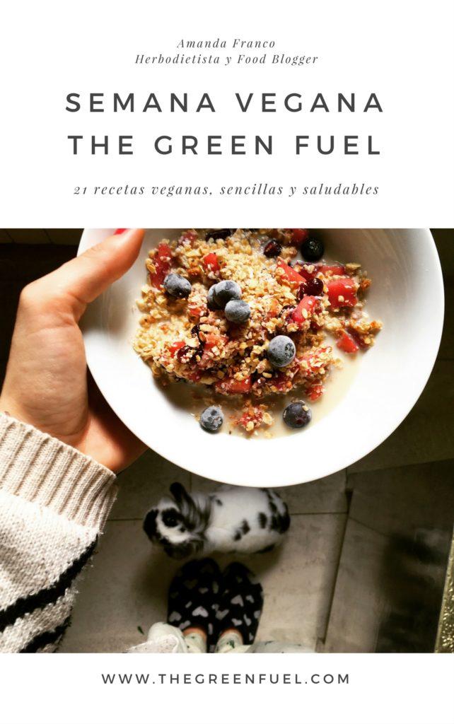 semana vegana the green fuel