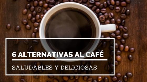 6 alternativas saludables al café
