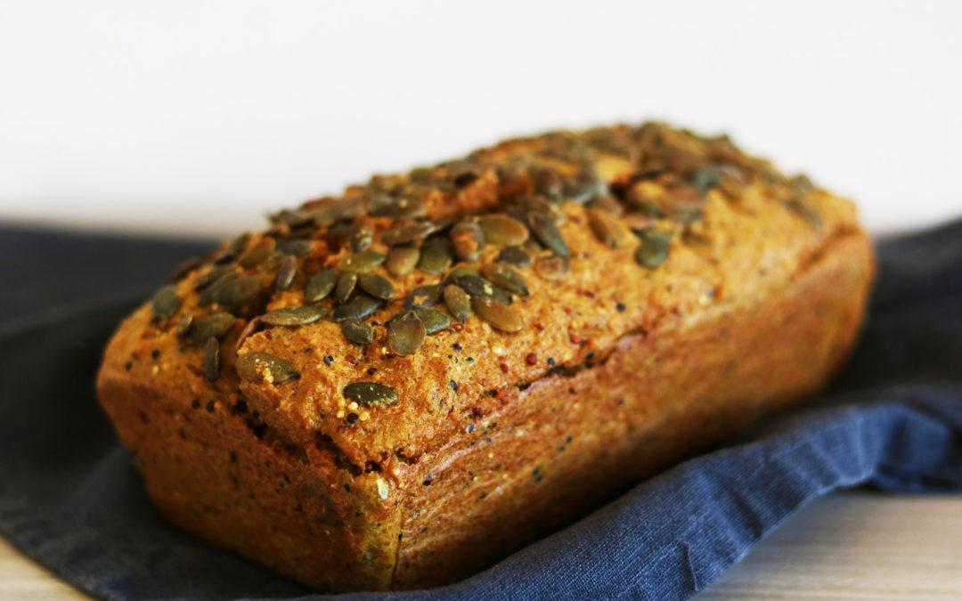 Pan de quinoa 100%
