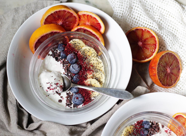 Cómo hacer yogur casero y probiótico de anacardos
